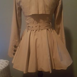 BCBG Jackets & Coats - BCBG Trench Coat